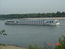 Hajók a Dunán