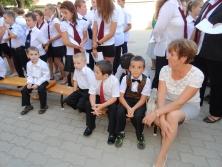 Iskolai évnyitó (augusztus 29.)
