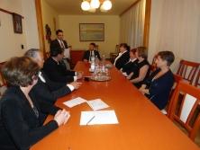 Polgármesteri, képviselői megbízólevelek átadása (október 15.)