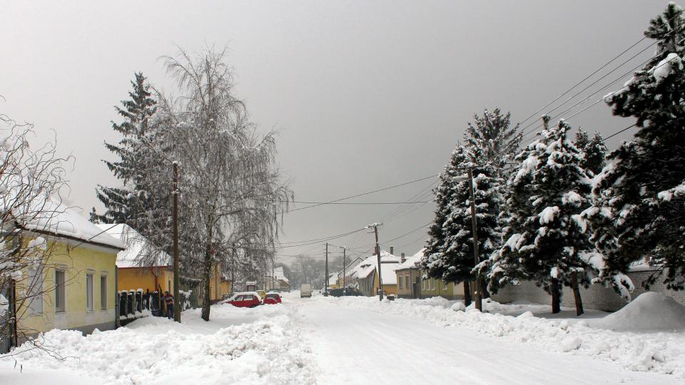 Gönyű - 2013 Január