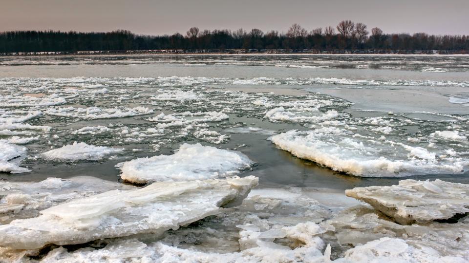 Jéghideg Duna